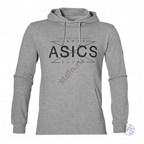 Толстовка ASICS 141090 0714 GRAPHIC HOODY